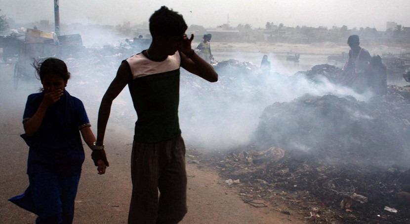 cambio climático amenaza vida más 19 millones niños Bangladés