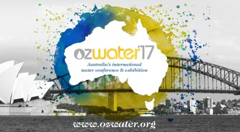 ACCIONA Agua participa feria OZ WATER Australia