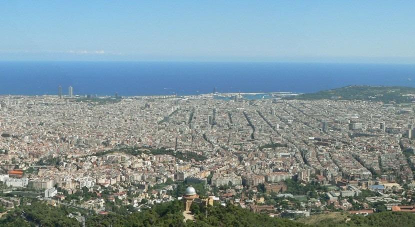 2015, cuarto año más cálido Cataluña 1950