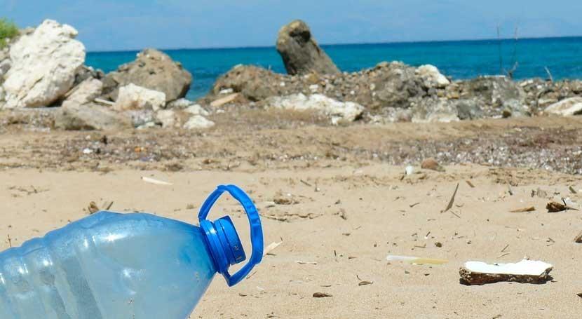 corrientes oceánicas transportan basura cualquier lugar mundo menos 10 años