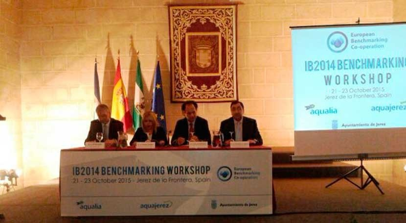 EBC organizado Aqualia reúne profesionales sector agua todo mundo Jerez
