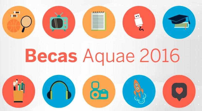 Aquae inicia 2016 incrementando número Becas formar profesionales agua