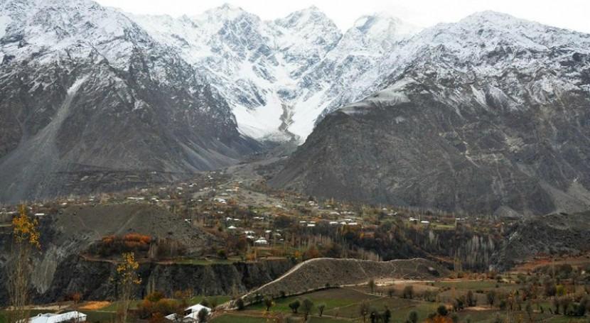 aportaciones nieve Himalaya son muy superiores inicialmente estimadas