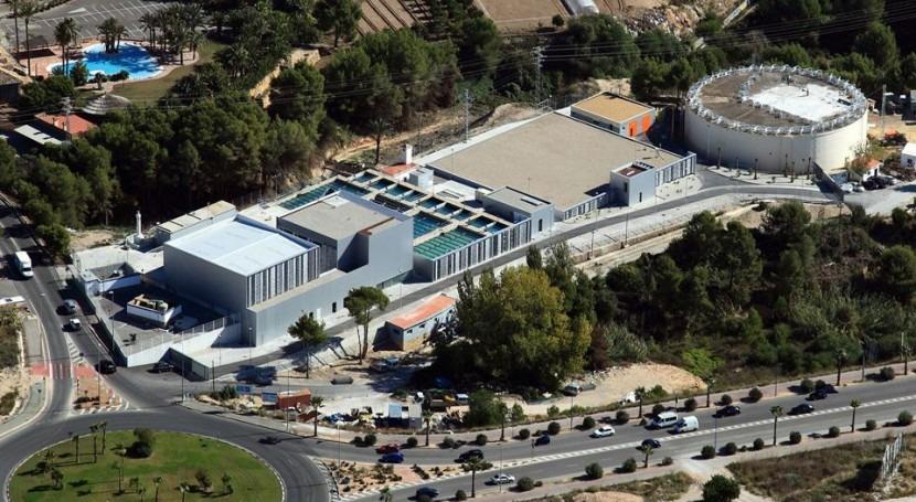 """"""" servicio agua Benidorm trata conseguir eficiencia que asegure sostenibilidad"""""""