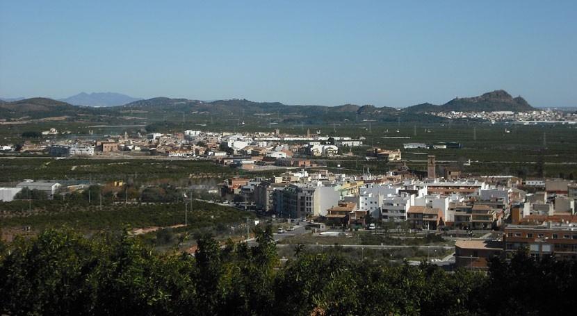 Aguas Valencia reduce fugas Benifairó 120.000 litros diarios