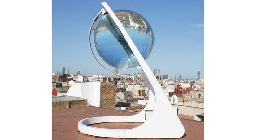 Agua como fuente Energía Solar