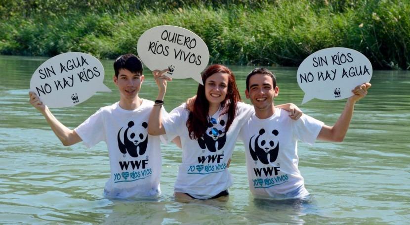 WWF asegura que nuevos planes hidrológicos incumplen normativa y van economía