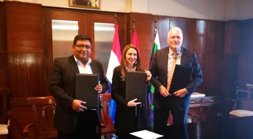 Países Bajos coopera Bolivia rehabilitar planta tratamiento aguas Pampahasi