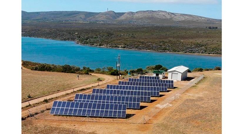 bombas APP Danfoss junto iSave 21 Plus permiten desalación energía solar