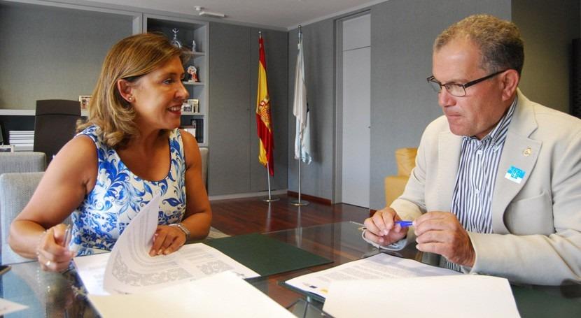 Galicia mejorará equipos bombeo captación río Umia Portas