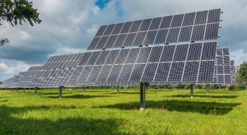 Bombeo solar suministro sostenible agua