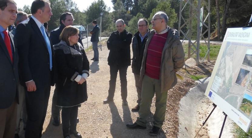 """Bonig: """" sellado y restauración vertederos evita lixivados y contaminación ríos y suelos"""""""