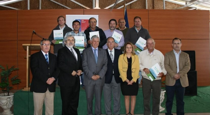 regantes Región Biobío podrán ejecutar 57 proyectos agrícolas gracias bonificaciones CNR