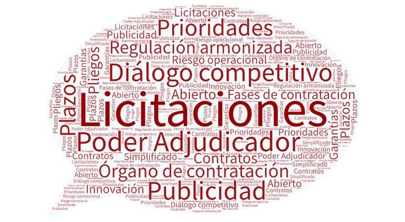 Webinar contratos sector público infraestructuras agua
