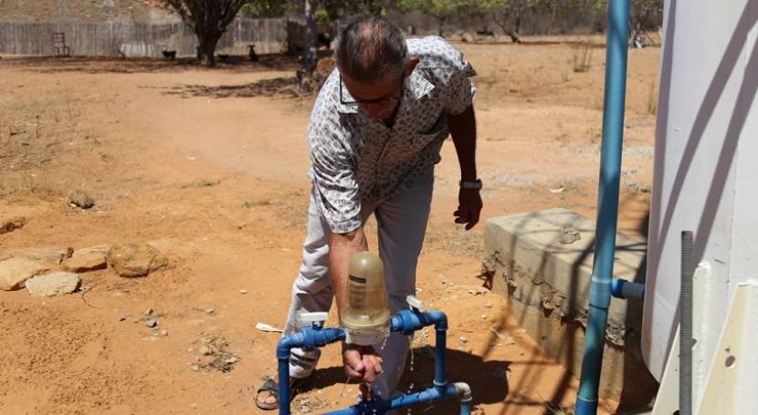 Brasil, sediento aun siendo dueño 20% agua mundo