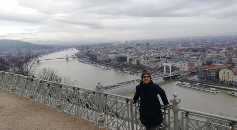 Budapest, ciudad urbanismo hídrico