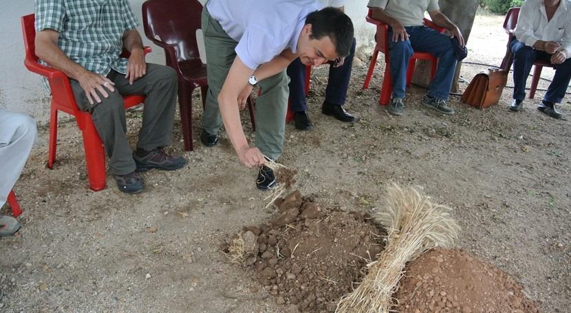 Castilla- Mancha defiende agricultura conservación lucha cambio climático