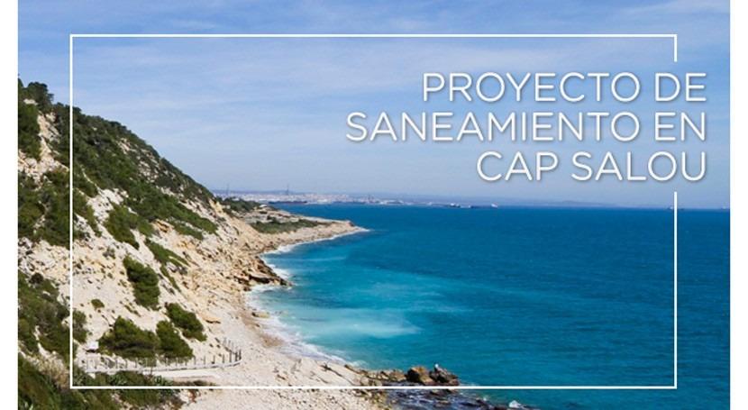 Proyecto saneamiento Cap Salou