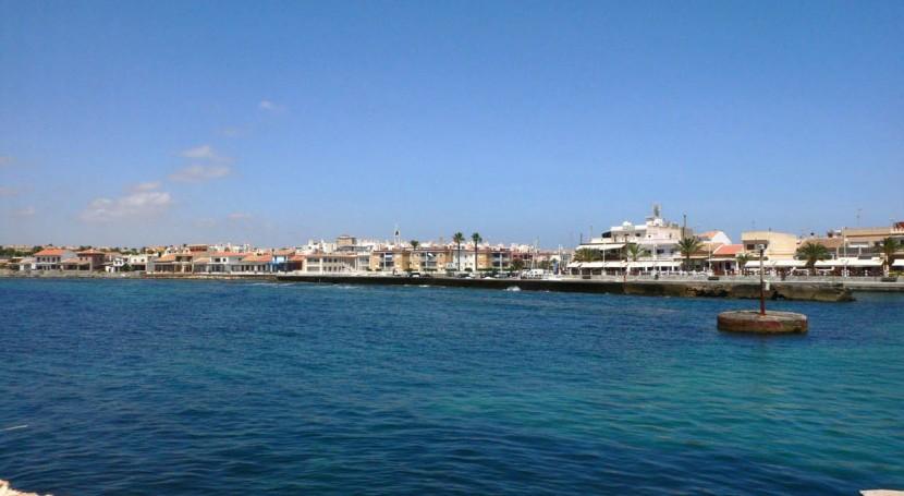 Acuerdo desviar caudales Albujón desaladora Cabo Palos