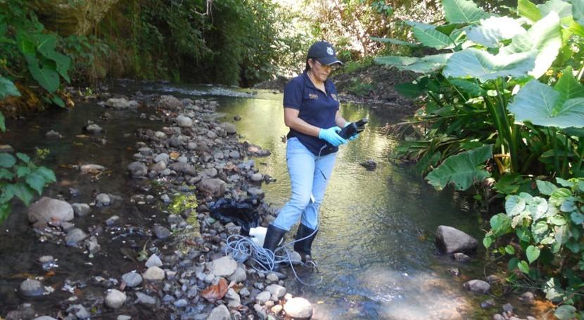 """Salvador incrementa 32% calidad agua """"Buena"""" ríos"""