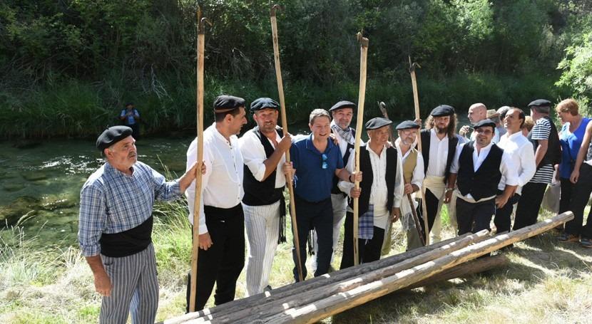 Castilla- Mancha alerta numerosas amenazas Tajo partir Enrtepeñas y Buendía