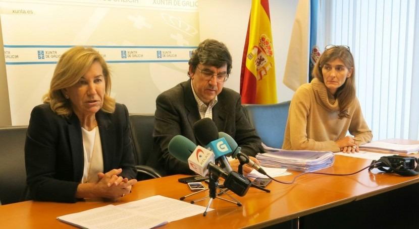 agua Vigo, Soutomaior, Moaña y Redondela es apta pero baja calidad, Xunta