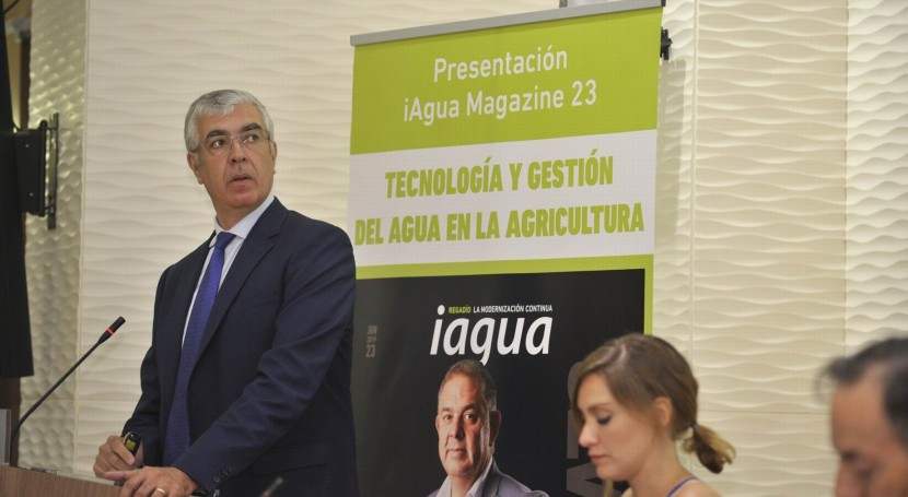 #iAguaMagazineAgro. Mirando al 2020