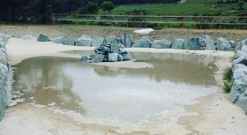reutilización agua Catalunya se localiza