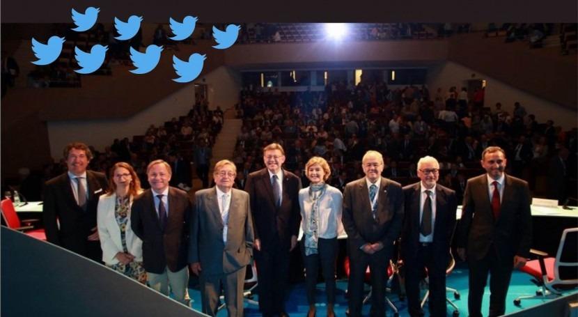 Impacto Twitter Congreso Comunidades Regantes