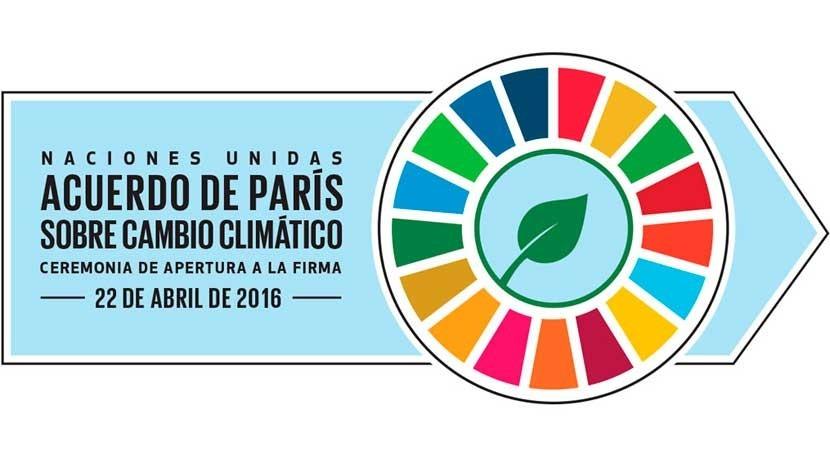 Día Tierra, más 165 países firman Acuerdo París Cambio Climático