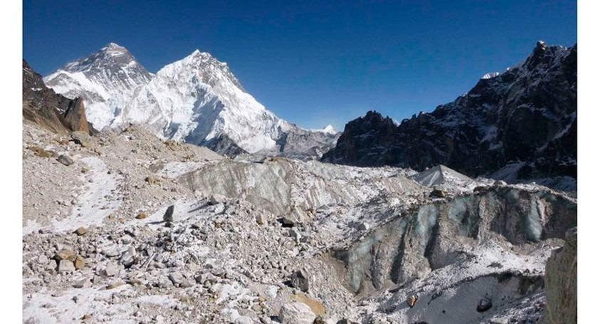 deshielo Himalaya se ha duplicado dos últimas décadas causa cambio climático