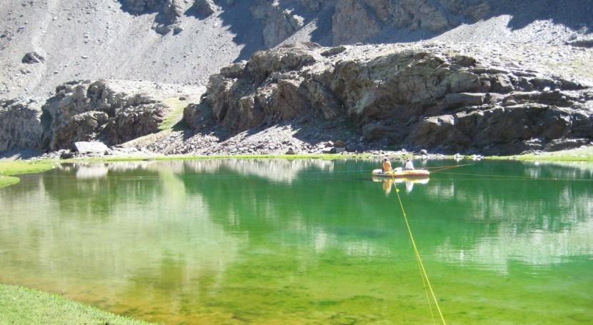 PALEODUL: Humedales Sierra Nevada revelan impacto cambio climático medio ambiente