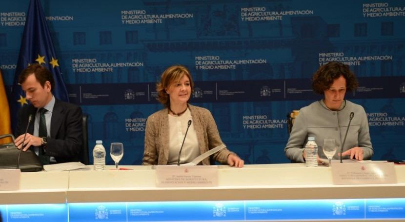 """Tejerina: """" Acuerdo París lanza señal que vamos nuevo modelo desarrollo"""""""