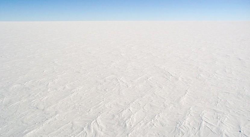 ¿Puede algoritmo detectar cambios climáticos sucedidos durante última edad hielo?
