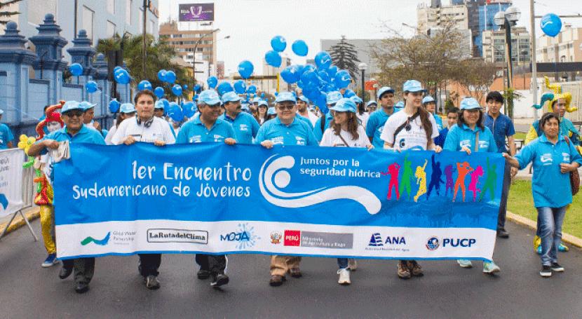 ANA Perú realiza éxito caminata que busca crear conciencia cuidado agua