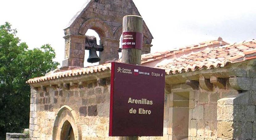 MAGRAMA invierte 290.000 euros restaurar Camino Natural Ebro inundaciones