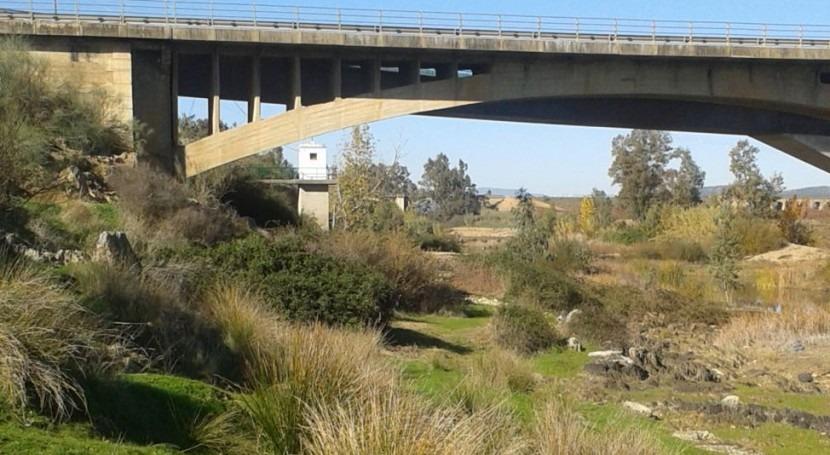 Comienzan obras etapa 27 Camino Natural Guadiana Badajoz