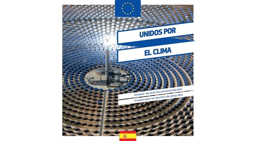 """MAGRAMA se suma campaña europea """"Unidos Clima"""" cara COP21"""