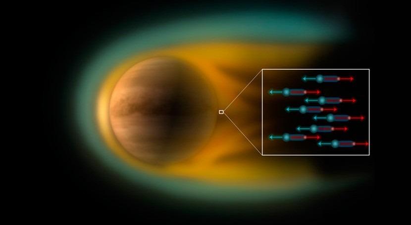 Venus tiene potencial, pero no agua