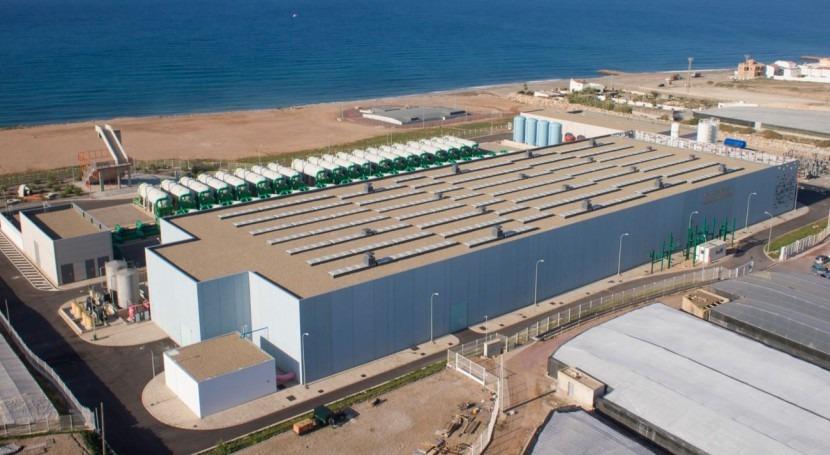 MAGRAMA pone marcha desaladora Campo Dalías Almería