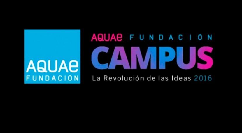 Aquae Campus premiará cartel más creativo