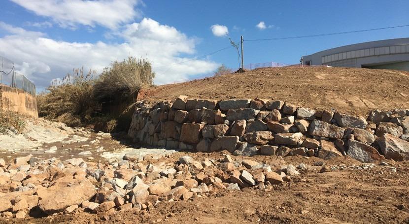 ACA finaliza obras emergencia pasados aguaceros Rubí y Sant Cugat