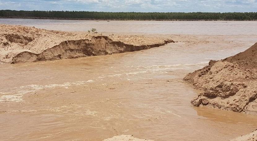 acuíferos Chaco se recargan gracias apertura Pilcomayo