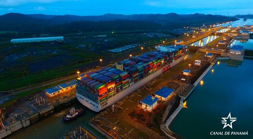 Canal Panamá completa recuperación monto total $847 millones Adelantos