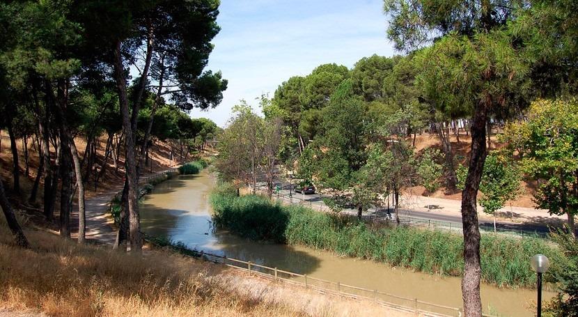 Confederación Ebro adjudica obra mantenimiento Canal Imperial Aragón