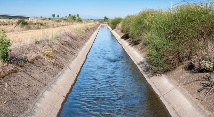 Fenacore se opone subida precio agua como medida garantizar uso eficiente