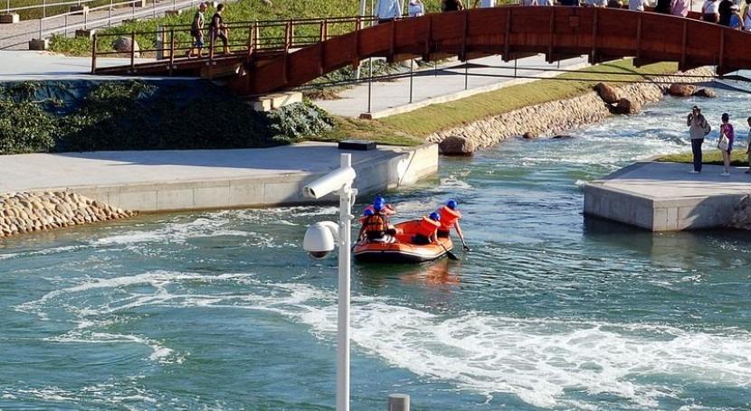 Canal de Aguas Bravas (Wikipedia/CC).