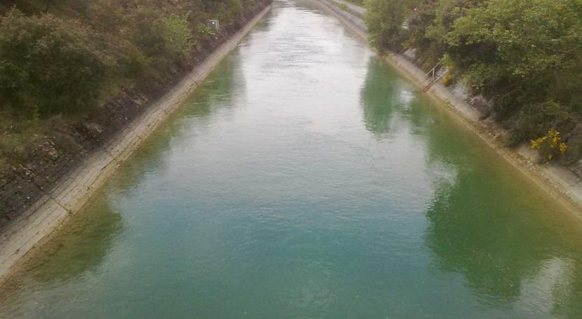 Confederación Ebro licita obra conservación Canal Bardenas (Zaragoza-Navarra)