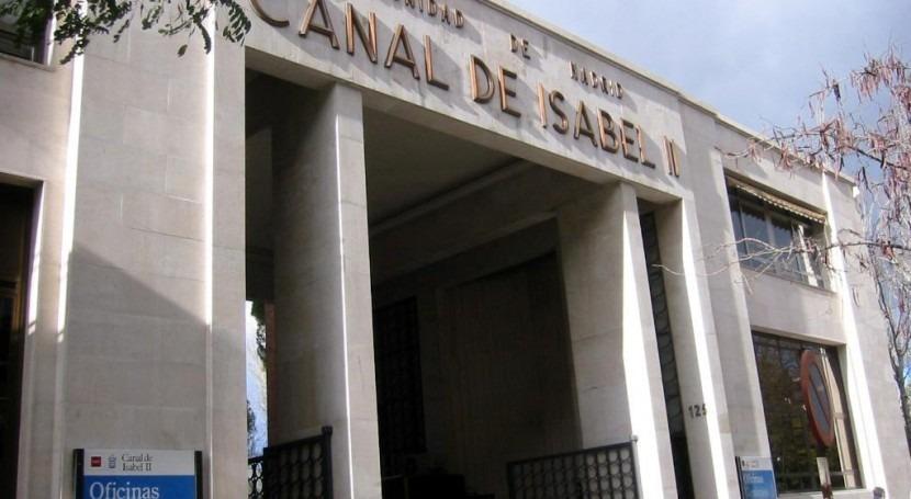 Asamblea Madrid blinda carácter público Canal Isabel II propuesta Ciudadanos