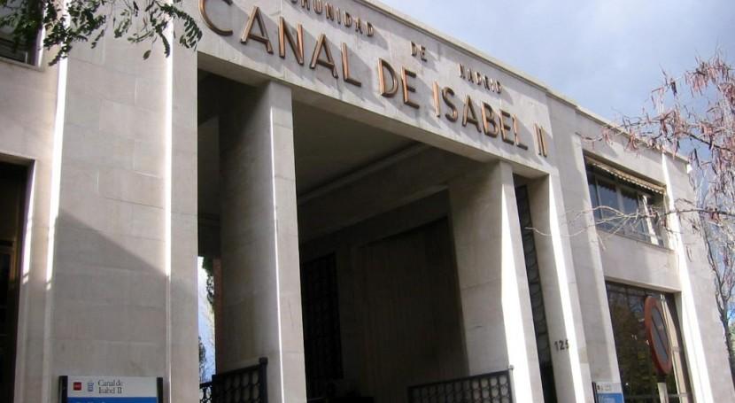 Canal Isabel II refuerza plantilla y homogeneiza condiciones laborales
